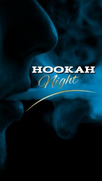 Hookah Night video post
