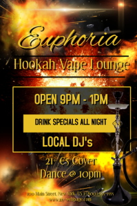 Hookah Vape Lounge