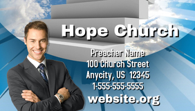 Hope Church Business Card