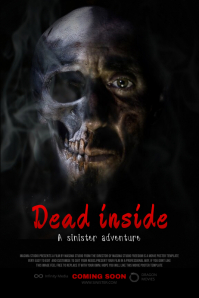 Horror Movie Poster Template Iphosta