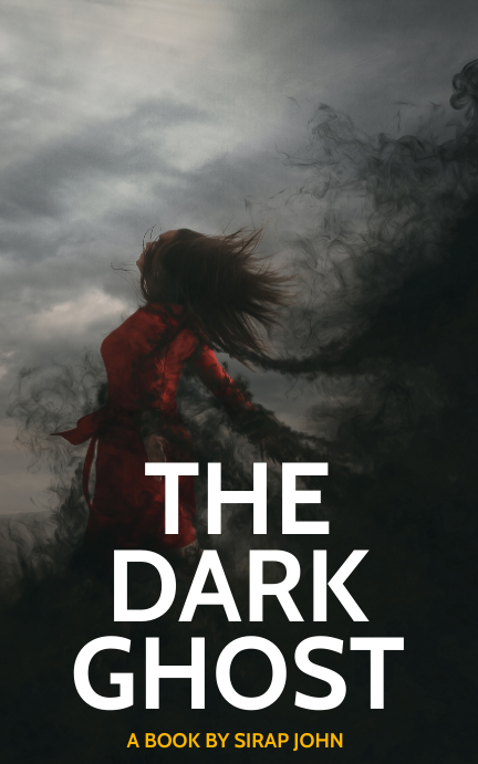 horror thriller book cover design template Kindle/Book Covers