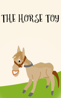 Horse story book cover