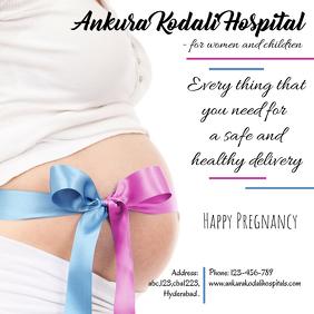 hospital pregnancy template