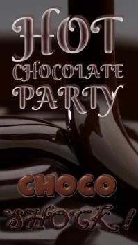 HOT CHOCO DIGITAL DISPLAY 2 template