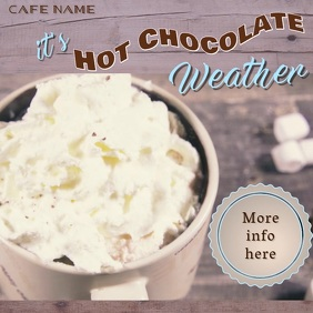 Hot Chocolate Weather Video
