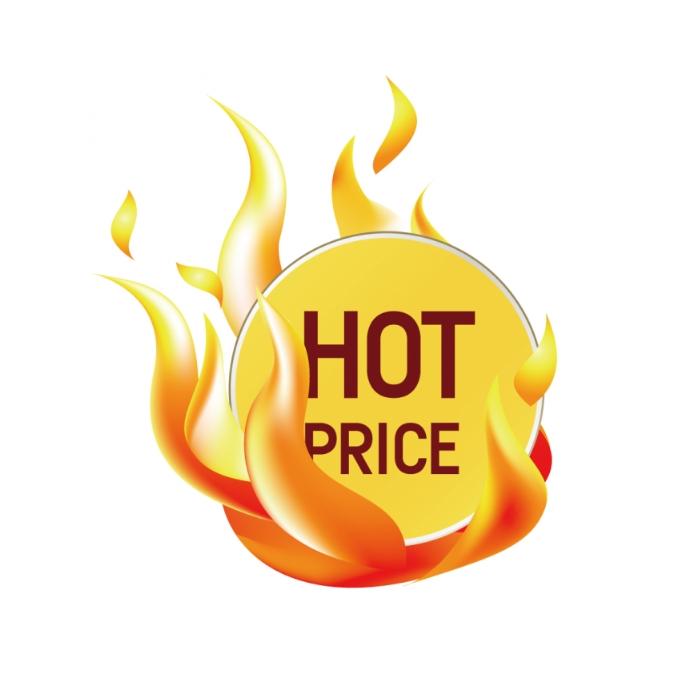 Hot Deals Badge Logo template
