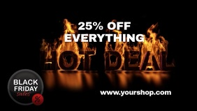 Hot Deals Fire Black friday Special Promotion