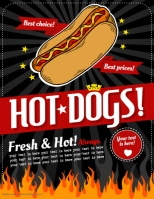 HOT DOGS FLYER