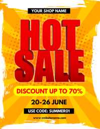Hot Sale Flyer