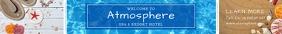 Hotel Ad - Leaderboard design Tablica wyników template