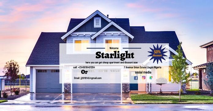 house advertisements Рекламное объявление Facebook template