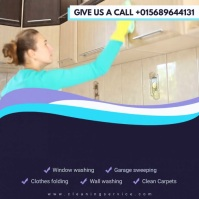 House Cleaning Service Social Media Advert