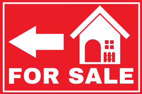 House For Sale Poster Template  House For Sale Sign Template