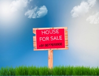 house for sale template Ulotka (US Letter)