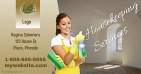 Housekeeping FB Header