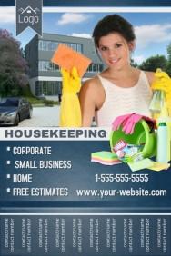 Housekeeping Template
