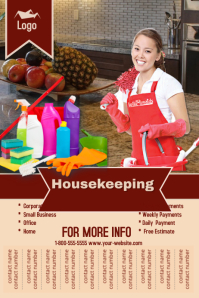Housekeeping Template