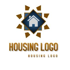 HOUSING LOGO โลโก้ template