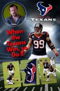 Houston Texans Poster