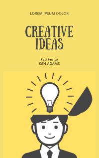 How to Creative ideas Book cover