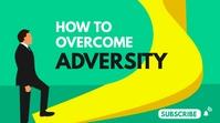 how to overcome adversity inspirational youtu Miniatura de YouTube template