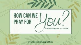 how to pray for you v2 งานแสดงผลงานแบบดิจิทัล (16:9) template