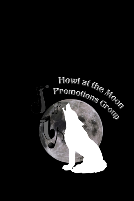 howl at the moon template postermywall