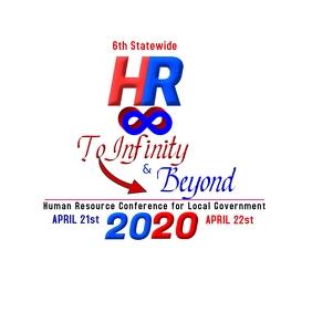 HR Conference Design โลโก้ template