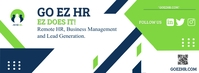 Human Resource Banner Facebook Cover Photo template