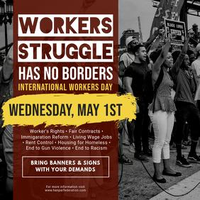 Human Right's Propaganda Poster Design