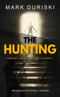 Hunting Crime Book Cover