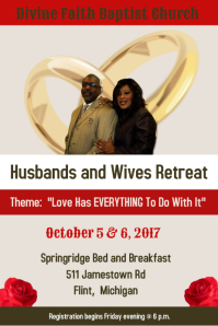 Husbands' and Wives' Retreat