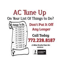 HVAC Flyer template