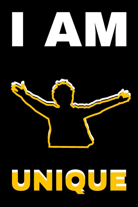 I Am Unique 2