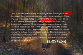 I Believe Poem By Shellie Palmer
