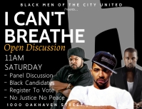 I can't breathe discussion panel discussion