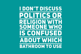I Don't - Bathroom Confusion