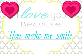 customizable design templates for i love you postermywall