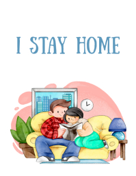 I STAY HOME