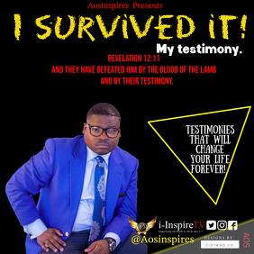 I survived it