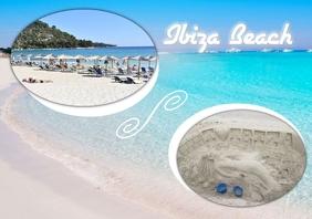 Ibiza Beach Tourist Attract