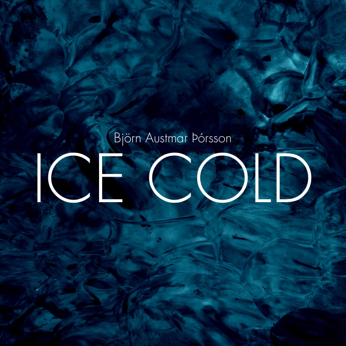 Ice Cold Music Art Mixtape CD Cover template