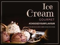 ice cream ,event,summer Voorlegging template