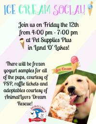 ALDR- Ice Cream Event