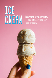340 customizable design templates for ice cream postermywall