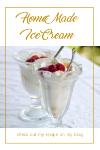Ice cream pin pinterest design template Ihluzo le-Pinterest