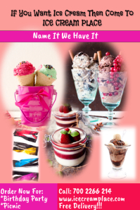 Ice Cream Place