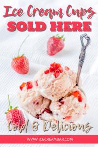 Ice Cream Promotion Template