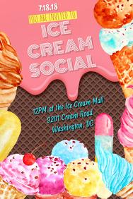 ice cream social flyer koni polycode co