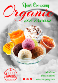 Ice Cream Special Poster